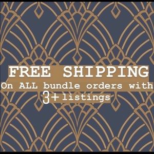 Other - ❤️free shipping on bundles of 3+ listings❤️